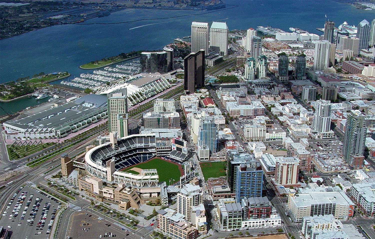 Hotel Connected To Petco Park