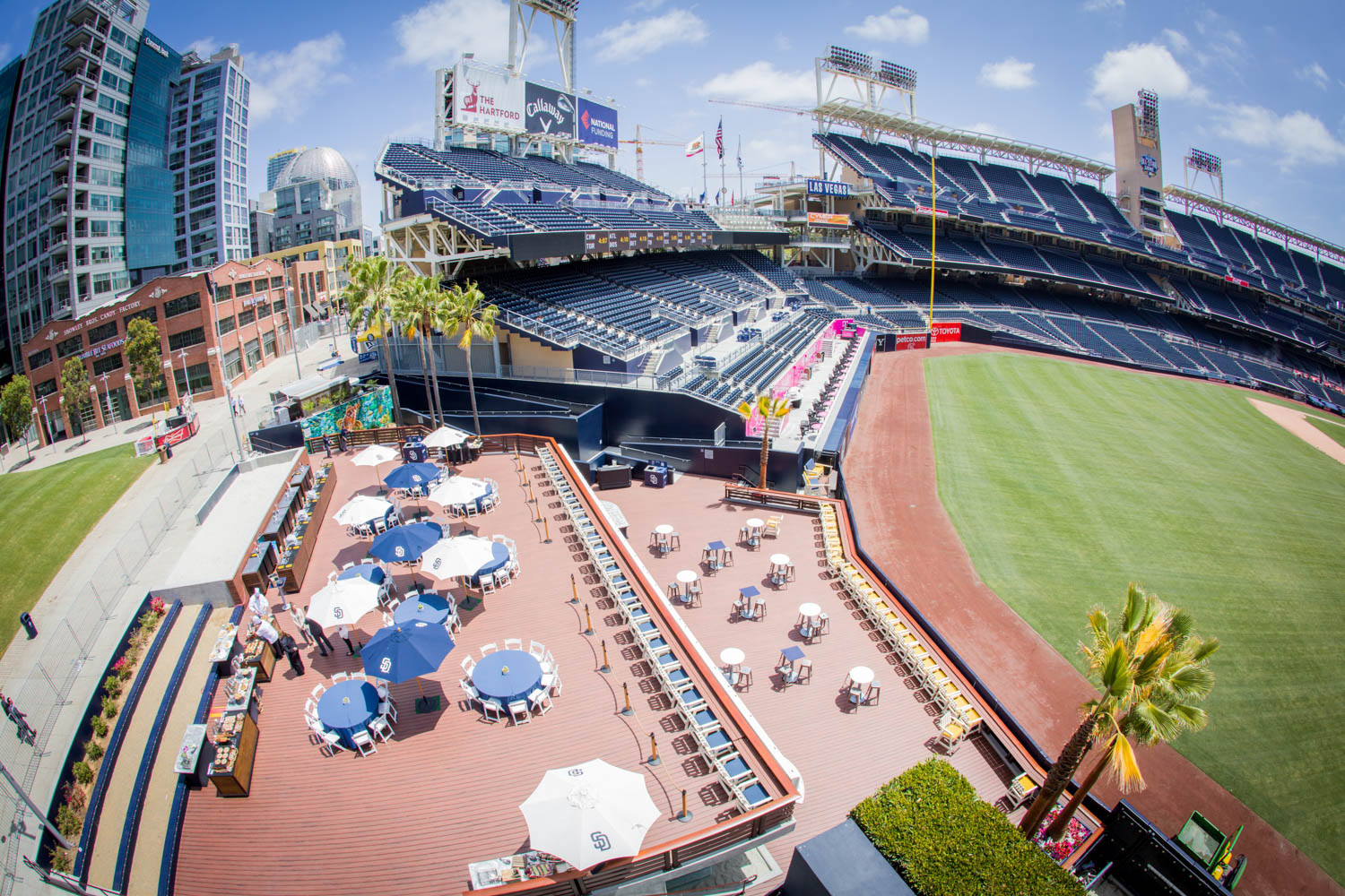 Beach And Pier Petco Park Events